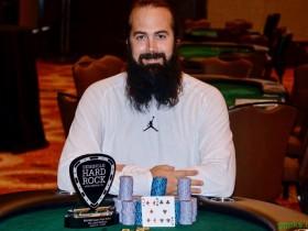 【GG扑克】Jason Mercier取得2019赛米尔洛滚石扑克公开赛$50,000豪客赛冠军