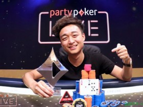 【GG扑克】Michael Zhang取得 €25K MILLIONS欧洲站超高额豪客赛冠军