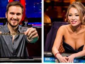 【GG扑克】因牌结缘,Martini和Hoang从对手变为夫妻,令人羡慕!