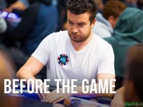 【GG扑克】打牌之前的日子:Chris Moorman只是一位攻读金融学的学生(一)