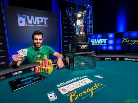 【GG扑克】Donald Maloney斩获百家塔扑克公开赛冠军,奖金$616,186