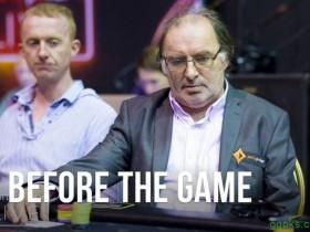 【GG扑克】打牌之前的日子:Padraig Parkinson从未想过以打牌为生(一)