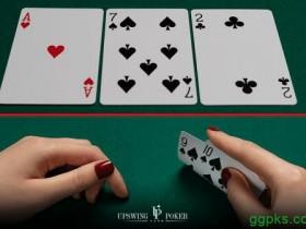【GG扑克】游戏后门听牌的五个技巧