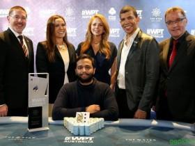 【GG扑克】Hari Varma斩获首届WPT澳大利亚站主赛胜利,奖金$185,693