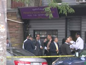 【GG扑克】纽约扑克俱乐部枪击事件,凶手和3名无辜男子死于现场
