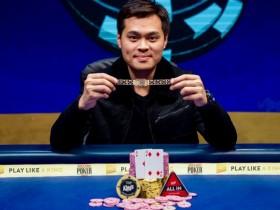 【GG扑克】台湾牌手James Chen斩获WSOPE €250,000超高额豪客赛冠军,奖金€2,844,215