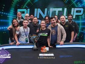 【GG扑克】女牌手Ashley Sleeth斩获$1,100周四之战赛事冠军,入账$27,000