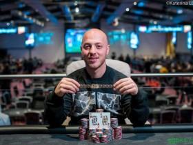【GG扑克】Vangelis Kaimakamis赢得WSOPE Mini主赛胜利,入账€167,056