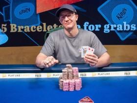 【GG扑克】Kahle Burns取得WSOP-E €25,500铂金豪客赛冠军