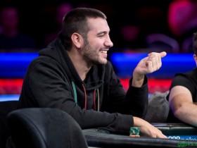 【GG扑克】2019 WSOPE主赛第4轮:14人晋级,Dario Sammartino领跑