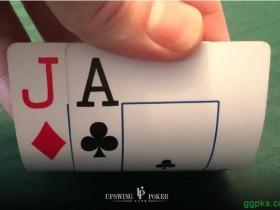 【GG扑克】牌局分析:AJ如何在J-J-5翻牌面获取最大价值