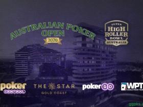 澳大利亚扑克公开赛&超高额豪客碗澳大利亚站盛大来袭!