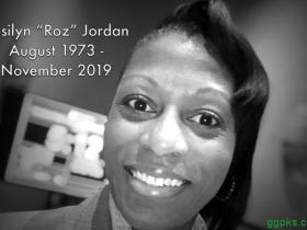 "【GG扑克】扑克资深行业人Rosilyn ""Roz"" Jordan去世,年仅46岁"