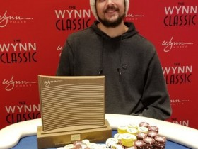 【GG扑克】Michael Rocco斩获首届永利冬季扑克锦标赛冠军,奖金$540,800