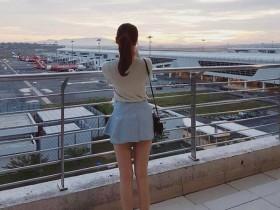 【GG扑克】Airasia空姐正妹Jennifer Kaixin 遇见你是最美丽的邂逅