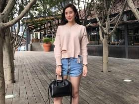 【GG扑克】大马正妹Poly彭静盈天生丽质 曾获国际华裔小姐亚军