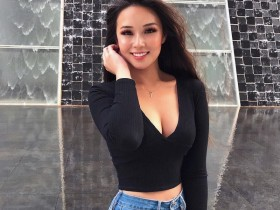 【GG扑克】超正辣妹Tessa 极品女神性感S曲线迷人