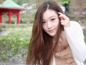 【GG扑克】香港正妹Heidi Lau 清新甜美宛如小仙女