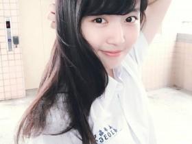 【GG扑克】校园女神陈予婕 校服美女清纯可爱令人想恋爱