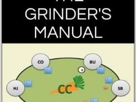 【GG扑克】Grinder手册-32:跟注率先加注-1