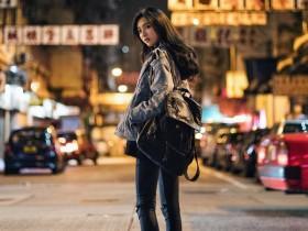 【GG扑克】香港正妹Ling Ling 甜美小清新宛如邻家女孩