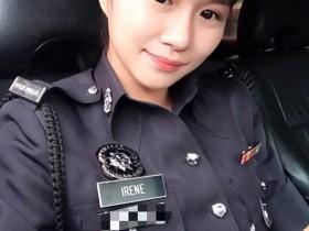 【GG扑克】大马超正女警Irene捡到手机iPhone 8+,失主竟然大胆对女警这样说....