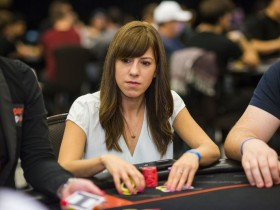 【GG扑克】Kristen Bicknell有望蝉联GPI年度最佳女性牌手