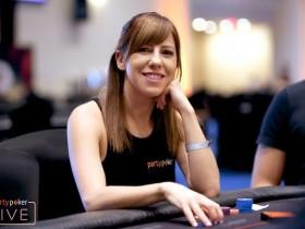 【GG扑克】Kristen Bicknell连续第二年荣获GPI年度最佳女牌手称号