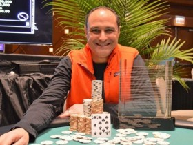 【GG扑克】Pascal Zaklama赢得2019百佳塔冬季扑克公开赛主赛冠军,奖金$328,695