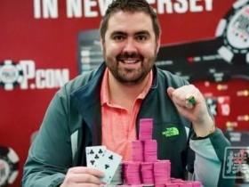 【GG扑克】Robert 'bustinballs' Kuhn斩获德州扑克WSOP线上第3项赛事金手链!