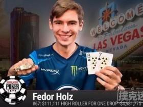 【GG扑克】新闻回顾-14个月赢1.2亿,22岁的他拿下德州扑克金手链决定退休!