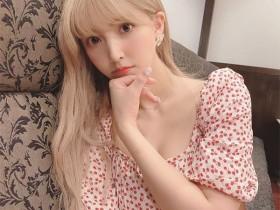 【GG扑克】国民偶像三上悠亚展示最新造型,微雾金发变身辣台妹…