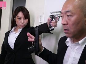 【GG扑克】MIAA-299:巨乳搜查官八乃つばさ遭丈夫上司变态的复仇!