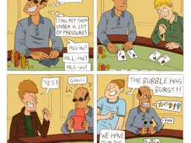 【GG扑克】看懂这五句话,熬过比赛泡沫期不是事儿