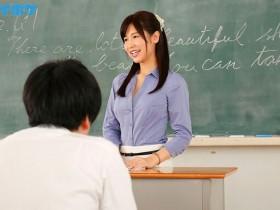 【GG扑克】IPX-306 :神乳女教师樱空桃一对一性辅导让你瞬间成为男人!