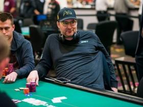 【GG扑克】《深夜德州》现金局:Phil Hellmuth两场斩获近30万刀!