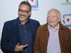 【GG扑克】著名演员Ed Asner谈论打牌、人生和他的L.A.慈善晚宴