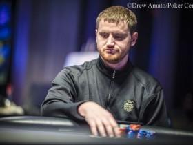 【GG扑克】David Peters暂时领先扑克大师赛$100K主赛事!