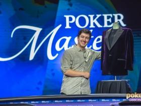 【GG扑克】扑克大师赛:Ali Imsirovic穿走今年的紫晶夹克!