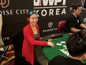 【GG扑克】对话扑克美女Christine Hia