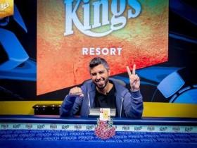 【GG扑克】WSOPE:Asi Moshe赢得第二项赛事金手链