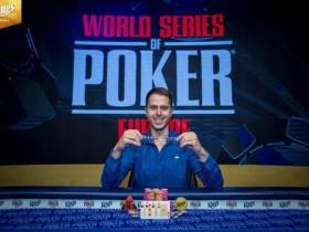 【GG扑克】Norbert Szecsi赢得WSOPE第6项赛事的冠军