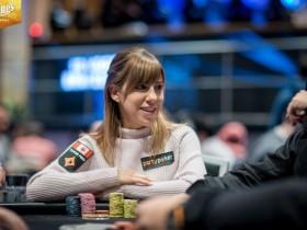 【GG扑克】Kristen Bicknell谈参加100K买入赛事感想和健康理念