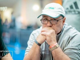 【GG扑克】Giuseppe Iadisernia取得partypoker加勒比海扑克盛会$50,000超级豪客赛冠军!