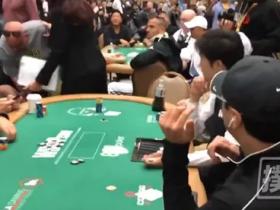 【GG扑克】2019年世界扑克大赛主赛中脱裤子的扑克玩家被判缓刑