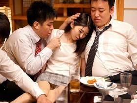 【GG扑克】捡尸人妻MEYD-453: 正妹人妻有坂深雪参加公司年会被同事灌倒乱伦!