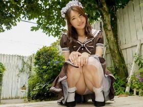 【GG扑克】MMNF-001 :人气女仆志恩真子白嫩柔软的敏感肉体被玩坏!