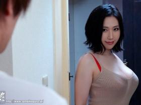 【GG扑克】MEYD-576:隔壁巨乳人妻佐山爱酒醉认错老公主动调情.