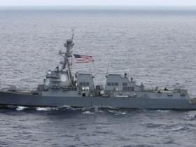 【GG扑克】曝美驱逐舰再靠近中国南海岛礁航行 未进12海里
