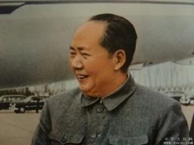 【GG扑克】毛主席颇具传奇性的寻亲